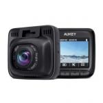 """רק 64.99$\220 ש""""ח מחיר סופי כולל הכל עד דלת הבית למצלמת הרכב המעולה AUKEY DR01!!"""