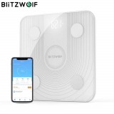 רק 31.99$ עם הקופון BGISOC262 למשקל החכם הנהדר מבית בליצוולף BlitzWolf BW-SC1 כולל משלוח מהיר!!