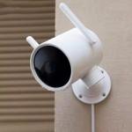 """רק 48.89$\160 ש""""ח עם הקופון KNWRW6 למצלמת האבטחה החיצונית המסתובבת הנהדרת מבית שיאומי IMILAB EC3 בגרסה הגלובלית + כרטיס זכרון!!"""