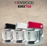 """דיל מקומי: רק 1135 ש""""ח למיקסר הכי מבוקש – 5 ליטר בעל 6 מהירויות Kenwood KMX750BK 1000W!!"""