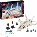"""רק 240 ש""""ח מחיר סופי כולל הכל עד דלת הבית ללגו ספיידרמן 504 חלקים – LEGO 76130!! בארץ המחיר שלו מתחיל ב 348 ש""""ח!!"""