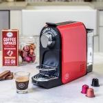 """דיל מקומי: רק 349 ש""""ח במקום 399 למכונת קפה לנדוור Landwer תואמת קפסולות נספרסו – דגם LZP5005 במגוון צבעים לבחירה!!"""