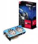 """רק 270$\960 ש""""ח מחיר סופי כולל הכל עד דלת הבית לכרטיס המסך הנהדר Sapphire Technology Radeon Nitro+ RX 590 8GB!! בארץ המחיר שלו 1290 ש""""ח!!"""