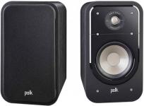 """רק 446$\1550 ש""""ח מחיר סופי כולל הכל עד דלת הבית לזוג הרמקולים המדפיים הנהדרים מבית פולק אודיו Polk Audio S20 Signature!! באר. המחיר שלהם 2800 ש""""ח!!"""