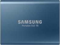 """רק 55 פאונד\250 ש""""ח מחיר סופי כולל הכל עד דלת הבית לכונן הקשיח החיצוני המינאטורי Samsung T5 Portable SSD 500GB!!"""