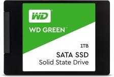 """רק 108.9$\370 ש""""ח מחיר סופי כולל הכל עד דלת הבית לכונן קשיח WD Green 1TB Internal PC SSD!! בארץ המחיר שלו כ 500 ש""""ח!!"""