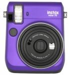 """רק 235 ש""""ח מחיר סופי כולל הכל עד דלת הבית למצלמת האינסטנט\פיתוח מיידי Fujifilm Instax Mini 70!! בארץ המחיר שלה מתחיל ב 500 ש""""ח!!"""