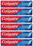 """רק 7.92$\27 ש""""ח (משלוח חינם בהגעה לסכום כולל של 49$ ומעלה) לשישיית משחת שיניים קולגייט גדולה – Colgate Cavity Protection 6OZ!!"""