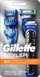 """רק 14.14$\48 ש""""ח (משלוח חינם בהגעה לסכום כולל של 49$ ומעלה) למכונת סידור זקן וגילוח של ג'ילט Gillette Styler!!"""