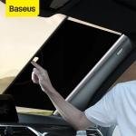 רק 24$ למגן השמש המבודד הנהדר לרכב החדש מבית באסאוס Baseus!!