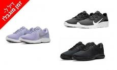"""דיל מקומי: רק 144.9 ש""""ח לנעלי ריצה לנשים ולגברים נייקי Nike במגוון דגמים ומידות לבחירה!!"""