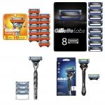 החל מ 7.95$ (משלוח חינם בהגעה לסכום כולל של 49$ ומעלה) למגוון סכיני גילוח מבית Gillette!!