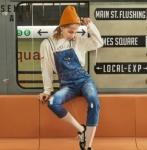 רק 8.85$ לאוברול ג'ינס לנשים מבית SEMIR במגוון מידות לבחירה!!