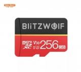 רק 27.78$ עם הקופון BGN1259BWL2 לכרטיס הזכרון החדש מבית בליצוולף BlitzWolf BW-TF1 256GB במבצע השקה!!