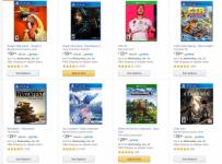 סייל קונים 3 ומקבלים 1 חינם על משחקים לקונסולות, ספרים לקינדל, צעצועים ועוד באמזון!!