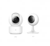 לחטוף!! 2 במחיר 1!! רק 21.99$ עם הקופון BGIMIG16 למצלמת האבטחה הנהדרת מבית שיאומי XIAOMI Mijia H.265 בגרסה הגלובלית + מצלמה איכותית נוספת מבית שיאומי!!
