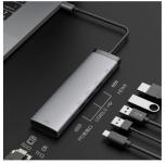 רק 27.99$ עם הקופון BGd509f5 לדוקינג סטיישן החדש מבית שיאומי Xiaomi MIIIW 7 In 1!!