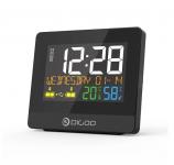 רק 11.99$ עם הקופון BGISFO164 לשעון מעורר + היגרומטר + מטען כפול לטלפון מבית דיוגו Digoo DG-8291!!