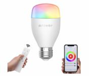 רק 20$ עם הקופון הבלעדי BGSMARTBUYQ2 למנורה הצבעונית החכמה החדשה והמשודרגת מבית בליצוולף BlitzWolf BW-LT27!!
