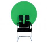 רק 21$ עם הקופון BG7928d7 למסך ירוק מתקפל ומתחבר לכיסא – אידיאלי לפגישות זום\יוטיוברים וכו'!!