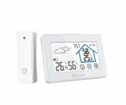רק 14.99$ עם הקופון BG838011 לתחנת מזג האוויר החכמה החדשה לבית ולחוץ DIGOO DG-TH8380 במבצע השקה!!