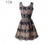 שמלות קיץ יפות במחיר מצחיק של 3.76$ במגוון עיצובים ומידות לבחירה!!