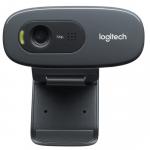 """חזרה למלאי!! רק 29.99$\104 ש""""ח למצלמת הרשת הנהדרת מבית לוג'יטק Logitech C270 HD!! בארץ המחיר שלה 300 ש""""ח!!"""