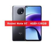 """רק 219$\690 ש""""ח עם הקופון AESV1095 ל Xiaomi Redmi Note 9T החדש בגרסה הגלובלית 4+128GB במבצע השקה גלובלי!!"""
