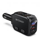 רק 14.99$ עם הקופון BG1aa9ce למטען הרכב החדש והמטורף מבית בליצוולף BlitzWolf BW-CLA1!!