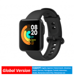 """רק 44.99$\140 ש""""ח עם הקופון ALIEXPRES5 לשעון החכם החדש של Xiaomi – ה- Mi Watch Lite GPS במבצע השקה!!"""
