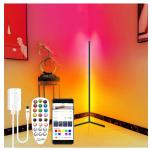 """רק 49.99$\160 ש""""ח עם הקופון BGISOB715 למנורת פינה חכמה מהממת שתשדרג לכם את הסלון\חדר!!"""