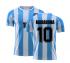 רק 8.99$ לחולצת מראדונה 1986 Argentina Maradona!!