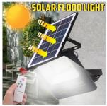 רק 26.88$ עם הקופון BGMDGH3567 לתאורה סולארית עם שלט הנהדרת 129LED Solar!!