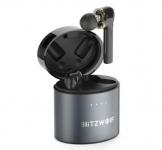 רק 34.99$ עם הקופון BGFYE834 לאוזניות האלחוטיות החדשות מבית בליצוולף Blitzwolf BW-FYE8 + אוזניות חוטיות במתנה של החברה במבצע השקה!!