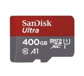 """רק 230 ש""""ח מחיר סופי כולל הכל עד דלת הבית לכרטיס הזכרון העצום SanDisk Ultra 400GB!! בארץ המחיר שלו מתחיל ב 322 ש""""ח!!"""