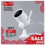 רק 51$ למצלמת האבטחה החיצונית החדשה מבית שיאומי IMILAB EC3 בגרסה הגלובלית + כרטיס זכרון סאנדיסק 32GB במתנה!!
