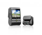 """רק 136$\430 ש""""ח מחיר סופי כולל המשלוח וביטוח המס למצלמת הרכב הדואלית המדהימה Viofo A129!! מצלמת הרכב הדואלית (מצלמת קדימה ואחורה) הטובה והמשתלמת ביותר כיום בגרסה הכוללת GPS!!"""