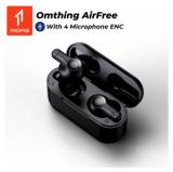 רק 22$ עם הקופון OMT1021 לאוזניות הסופר משתלמות מבית המותג הכי מומלץ ומשתלם בתחום האוזניות – 1MORE Omthing AirFree!!