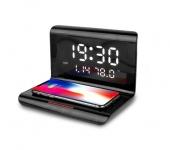 רק 16.99$ עם הקופון BGELWGK לשעון מעורר + מטען אלחוטי מהיר ועוד – הגדג'ט המושלם ליד המיטה!!