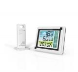 רק 16.99$ עם הקופון BGAPTD659 לשעון המעורר + תחנת מזג האוויר החכמה החדשה לבית ולחוץ מבית שיאומי Xiaomi YUIHome WP6950!!