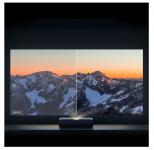 """רק 1940$\6200 ש""""ח מחיר סופי כולל משלוח מהיר וביטוח המס עם הקופון BGFRMS11 למקרן הלייזר המדהים מבית שיאומי בגרסה החדשה והמשודרגת Xiaomi Mijia 1S 4K!!"""