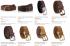 """החל מ 19$\61 ש""""ח (משלוח חינם בהגעה לסכום כולל של 65$ ומעלה) לחגורות עור לגבר מבית טימברלנד Timberland במגוון דגמים לבחירה!!"""