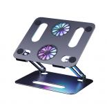 רק 32.99$ עם הקופון BGILR329 למעמד אלומיניום מתכוונן איכותי ללפטופ הכולל גם מערכת קירור!!