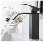 רק 28.79$ עם הקופון BGFAU99575 לברז האמבטיה המעוצב Waterfall Black!!