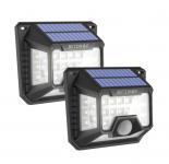 רק 16.99$ עם הקופון BGc3c872 לזוג מנורות סולריות בעלות חיישן תנועה מבית בליצוולף Blitzwolf BW-OLT3!!