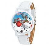 רק 5$ עם הקופון BG483e50 לשעון סנטה קלאס חמוד לילדים במגוון עיצובים וצבעים לבחירה!!