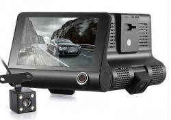 רק 33.99$ עם הקופוןIL0920kat למצלמת רכב משולשת (מצלמת מקדימה, מאחורה וגם לפנים הרכב)!!
