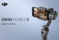 רק 129.99$ לגימבל הכי מומלץ ומשתלם כרגע –DJI Osmo Mobile 2!!