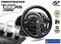 """רק 425$\1530 ש""""ח מחיר סופי כולל הכל עד דלת הבית להגה המרוצים המעולה Thrustmaster T300 RS GT ל PS4!! בארץ המחיר שלו מתחיל ב 2000 ש""""ח!!"""