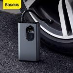 רק 35.7$ עם הקופון BASEUSSUPER5 לקומפרסור לניפוח גלגלי הרכב הנייד, קומפקטי והמהיר החדש מבית באסאוס Baseus בדגם החדש והמשודרג!!